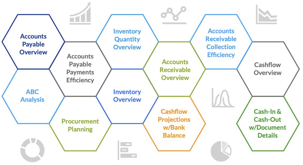 Cashflow Magnifier overview